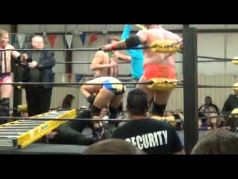 PWA: TLC Exotic Ones Rick Michaels & Stony Hooker vs Exotic Ones Simon Sermon & Tommy Too Much 2