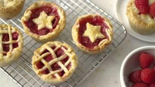 3 Easy & Kid Friendly Raspberry Pie Recipes