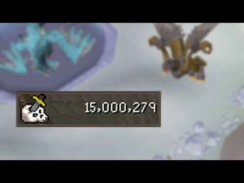 [Maxed Iron] Ep4 : This took me 15M slayer to get...