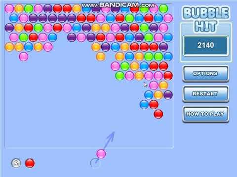 Точный Удар - шарики онлайн играть бесплатно