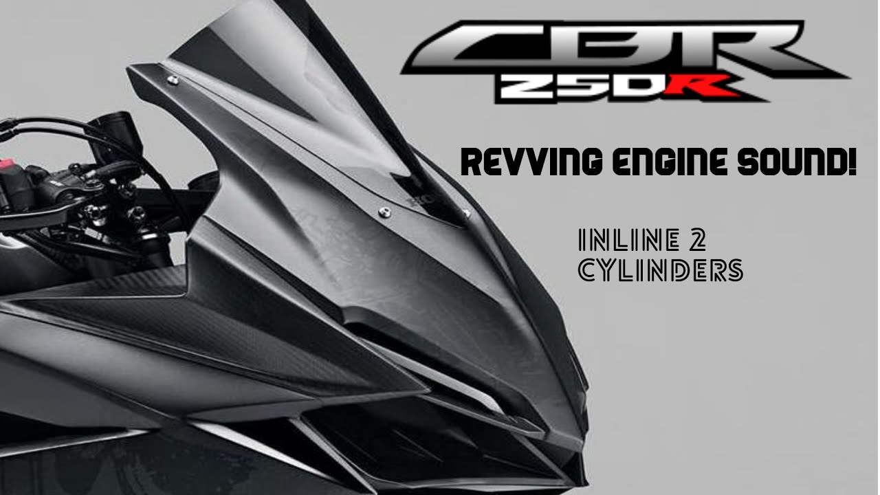 Engine Sound Honda Cbr250rr 2016 Twin Cylinders Lightweight Supersport Teaser Stock Exhaust Rev Knalpot Full Sistem R9 Austin Stainless Cbr250 Cbr 250