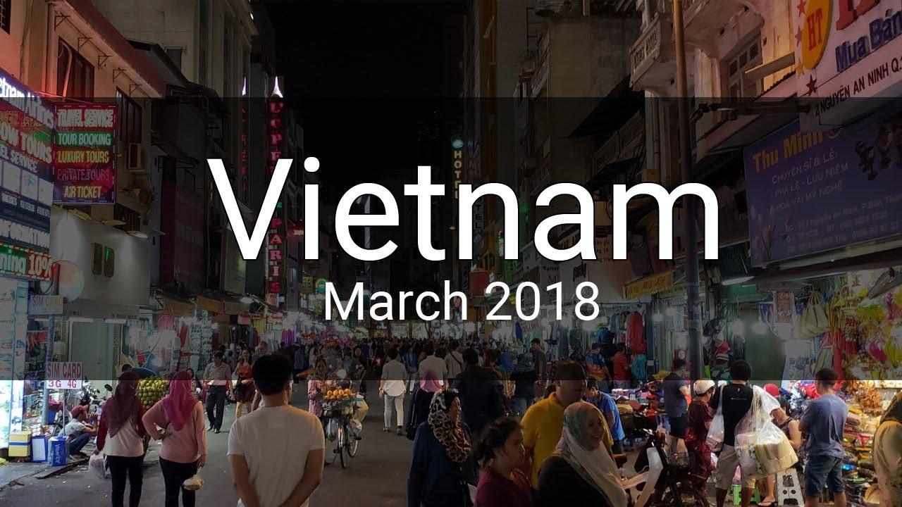 Vietnam Veteran/Sons Return Trip to Vietnam - March 2018