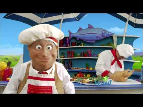 LazyTown S03E10 Chef Rottenfood 1080i HDTV
