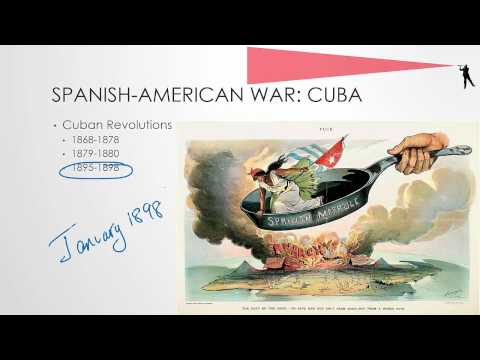American Imperialism & the Spanish-American War