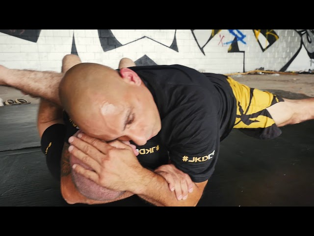 This Sucks on the Street! - How To Finish the Schoolyard Headlock!