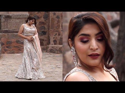 Indian Wedding Guest Makeup Tutorial | #TheShaadiSaga | Shreya Jain