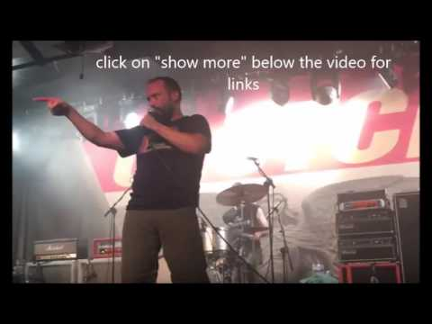 "Clutch play new song ""How To Shake Hands"" and ""A Good Fire"" live off new album.."