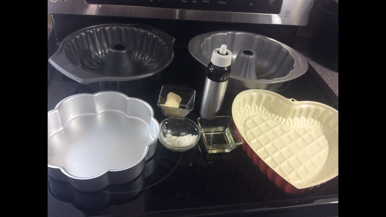 Cual grasa puedo usar para engrasar los moldes de - Moldes para gelatina ...