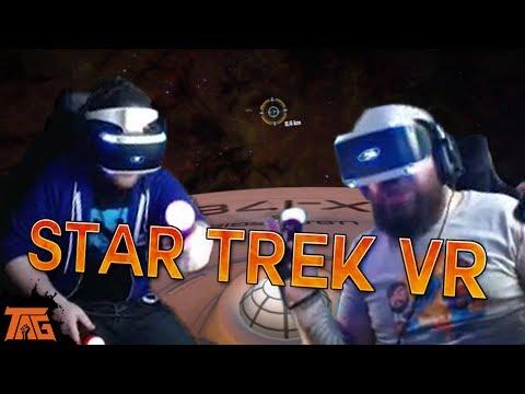 STAR TREK BRIDGE CREW - Maiden Voyage Twitch Highlights!