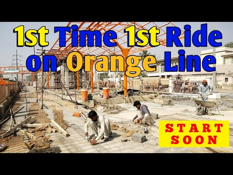 Karachi Orange & Greenline Line Latest Update | Abdul Sattar Edhi Line | Metro Bus Karachi |