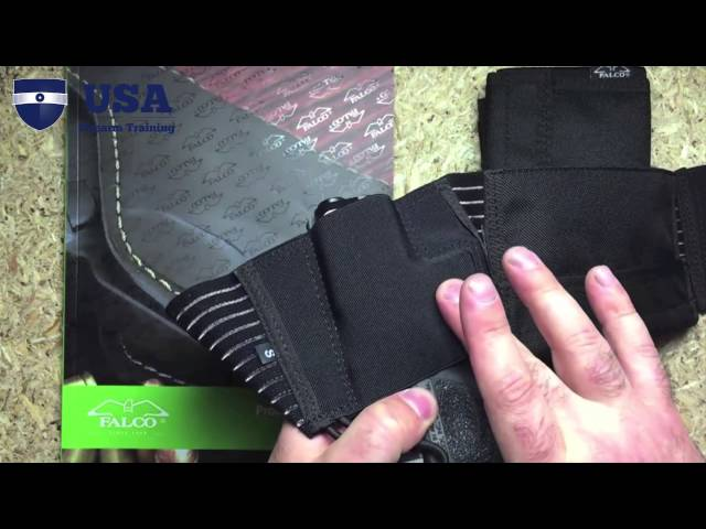 Falco Belly Band Holster Review