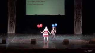 Animatsuri 2013 (22.12.2013) 2 ДЕНЬ - Дефиле лолит Бренд. Конкурс