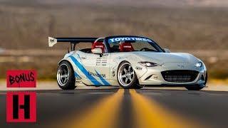 TRMNL5 Pandem ND Turbo Miata Breakdown!