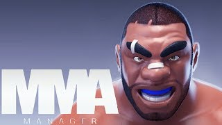 MMA Manager Android Gameplay ᴴᴰ