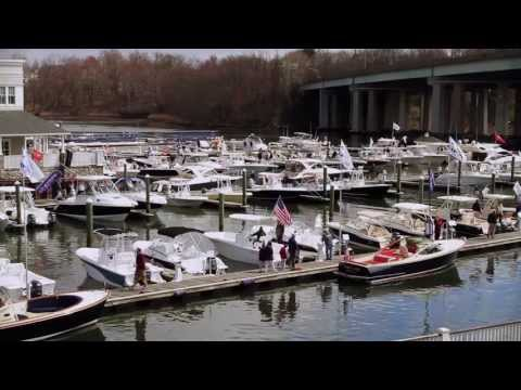 Greenwich Boat Show Video