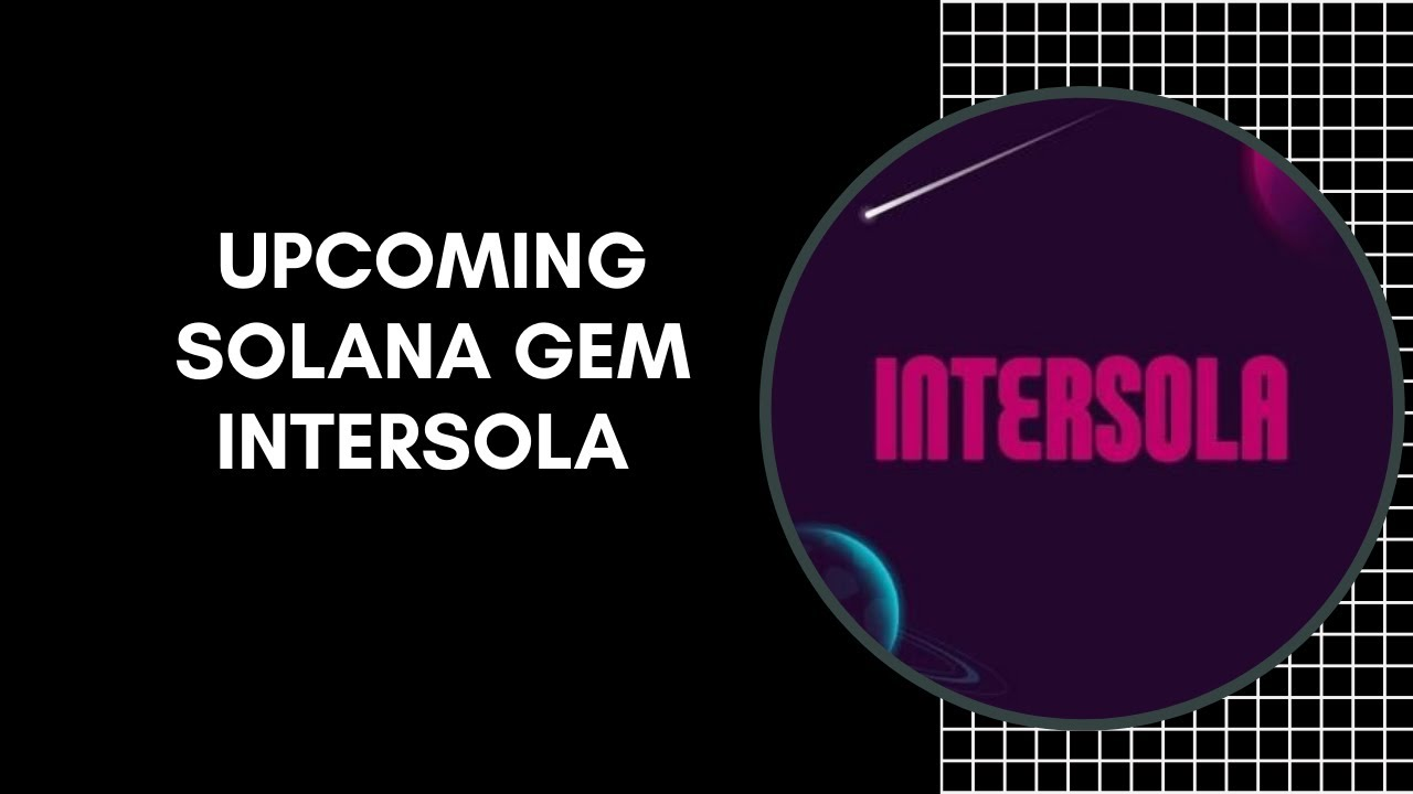 Upcoming Solana Lauchpad With Built In Dextools: Intersola
