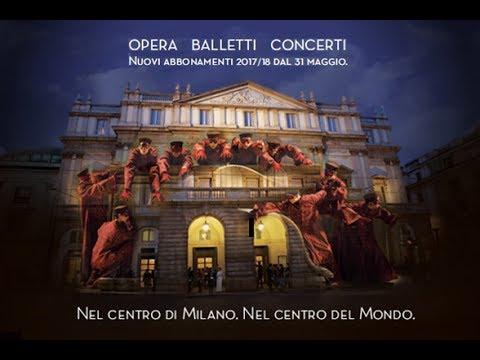 Stagione 2017/2018 (Teatro alla Scala)