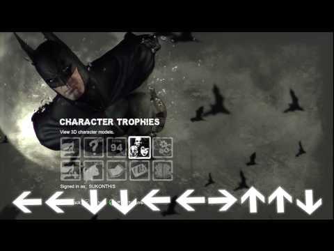 Batman Arkham City Suits Batman Arkham City How to