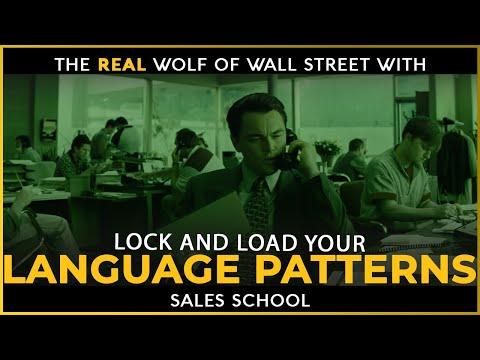 Lock & Load Your Language Patterns   Free Sales Training Program   Sales School