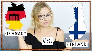 Germany vs. Finland - 10 Differences | Kia Lindroos