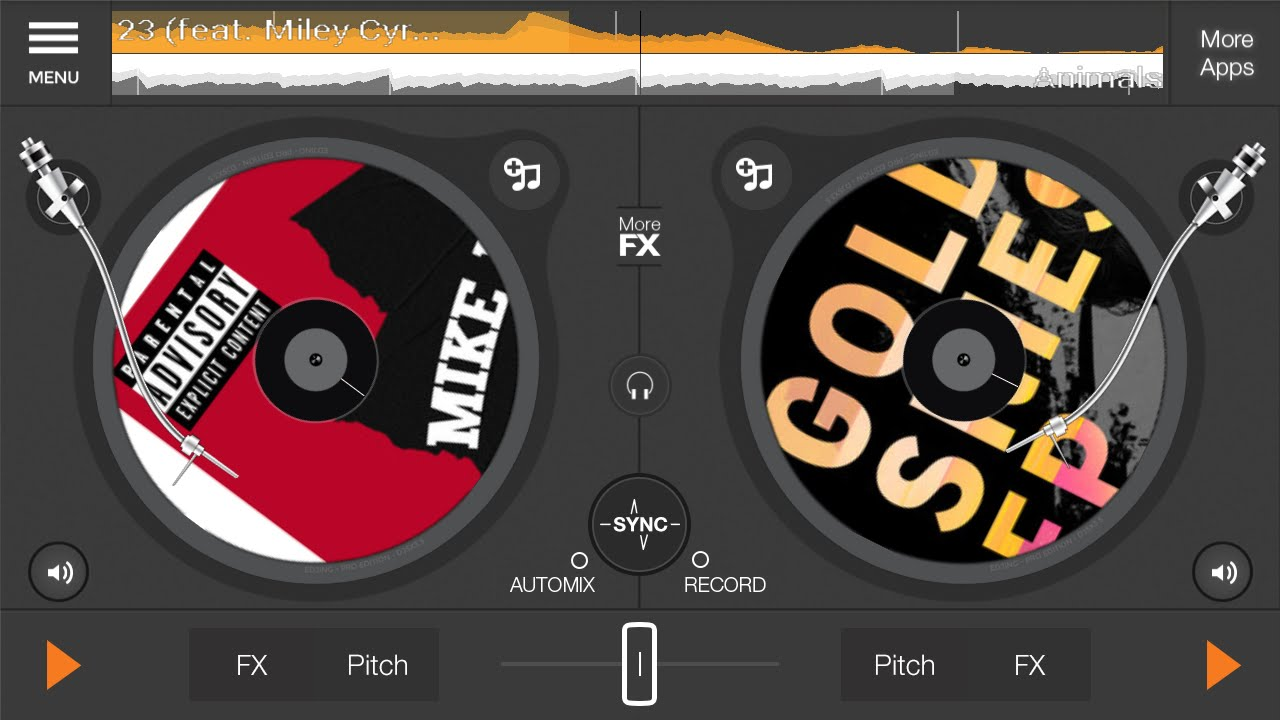 Edjing dj mixer software free download for pc | edjing Mix