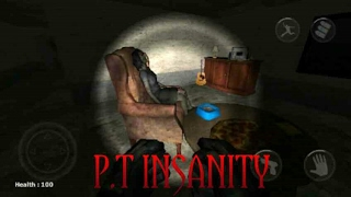 SCARY HORROR GAME ANDROID - P.T Silent Insanity - COMPLETE FULL WALKTHROUGH GAMEPLAY
