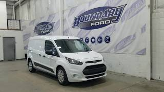 Pre-owned 2015 Ford Transit Connect XLT Cargo Van W/ 2.5L, Cloth Overview | Boundary Ford