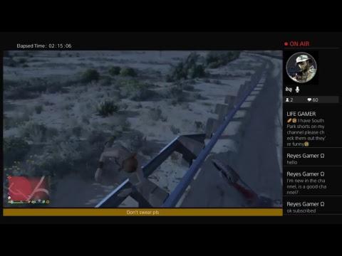 GTA 5 | Random things [Races] [bounty hunting]