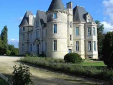 French Property: Chateau For Sale in France: Vergt, Dordogne 24, Aqutaine. 1,290,000€