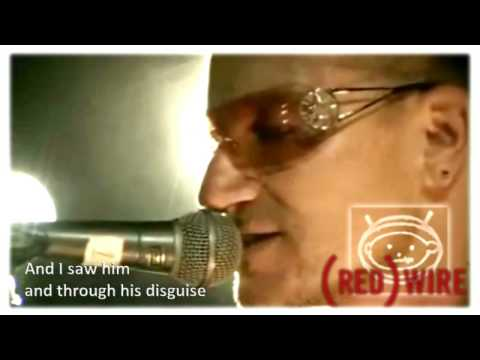 I Believe in Father Christmas (English Sub) - U2 -(RED)WIRE-