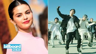 Selena Gomez Surprises Fans With Track 'Feel Me', BTS Drops 'ON' Music Video & More | Billboard News