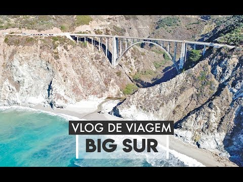 Big Sur: de Monterey a Santa Monica | VLOGS CALIFORNIA
