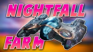 "FASTEST EXOTIC SHIP FARM! - Speedrun ""A Garden World"" Nightfall  (Destiny 2)"