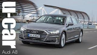 【直播】熱騰騰新車搶先看 Audi新世代A8海外試駕