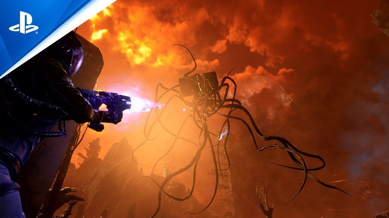 Returnal - State of Play Gameplay Walkthrough | PS5