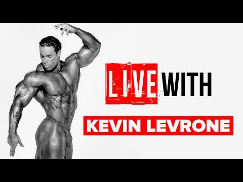 Kevin Levrone Interview: Levrone vs. Wheeler Coming Soon?
