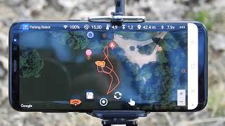 Download Novinka - DEVICT Catamaran Fishing robot Mp3