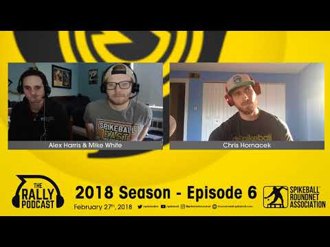 The Rally Podcast - 2018 Season, Episode 6 - Five Crazy Takes by Alex Harris