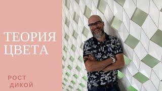 ПРИМЕР УРОКА в Школе Стилистов-шопперов / ТЕОРИЯ ЦВЕТА (короткая версия)