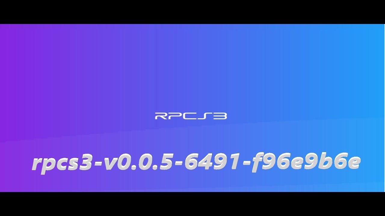 rpcs3-v0 0 5-6491-f96e9b6e_God of War III by Emulation Channel
