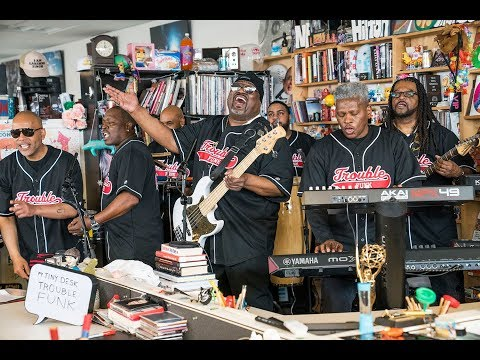 Trouble Funk: NPR Music Tiny Desk Concert