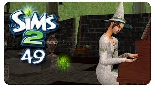 Die Festung der ewigen Finsternis! #49 Die Sims 2 - Alle Addons - Gameplay [1080p]