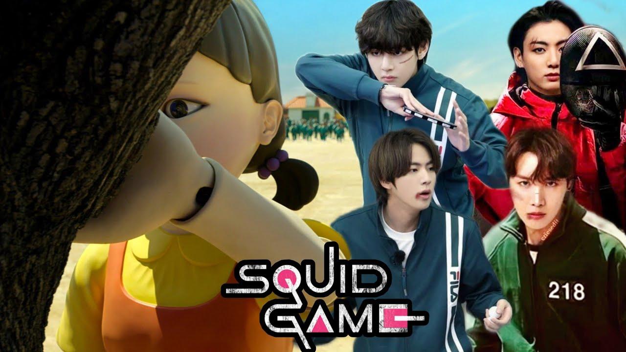 BTS game special // Hindi dubbing // Part-2 // run ep 128