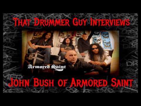 That Drummer Guy Interviews John Bush