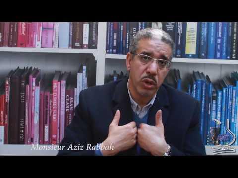 2017/03/13 Aziz Rabbah: La vérité sur la polémique après la conférence organisée par l'AMD