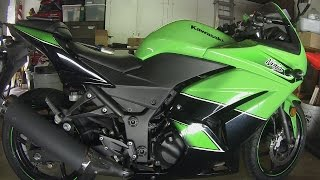 How to Change Coolant and Perform a Coolant Flush on a 2011 Ninja 250