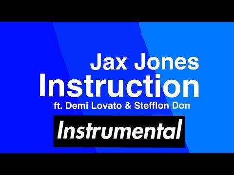 Jax Jones - Instruction ft. Demi Lovato & Stefflon Don (Instrumental)