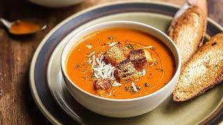 [SUB CC] 토마토수프 맛있게 끓이는 비법 : To…