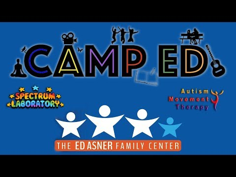 Summer with Camp Ed (Music, Movement, and More!)