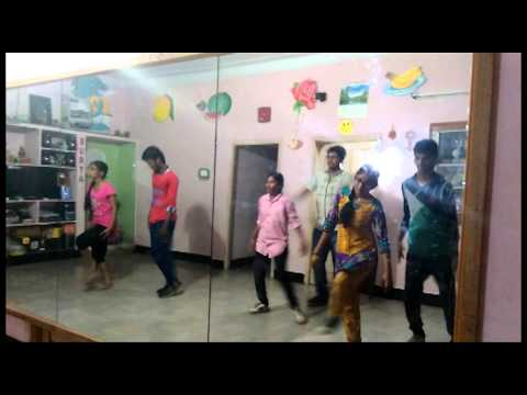 DANCE composition on VENNELAINA(prema katha chitram)